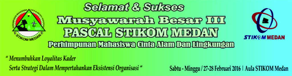 Musyawarah Besar III PASCAL STIKOM Medan